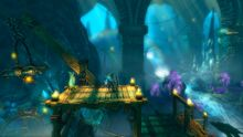 Trine - Wizard Knight Caverns