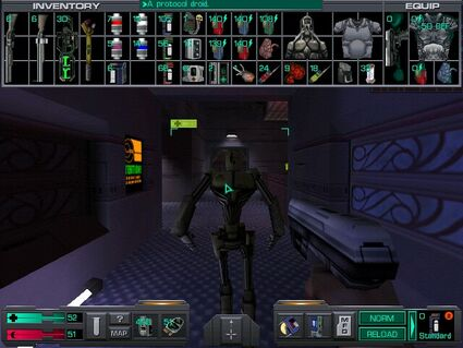 Systemshock2 ingame final