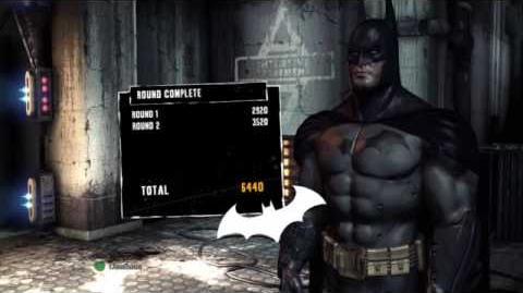 Batman- Arkham Asylum free flow combat system