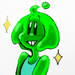 GG's updated basic (in slime form)