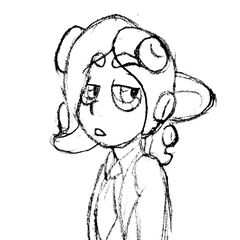 According to Splatoon 2's DLC, Octolings have big ears, so