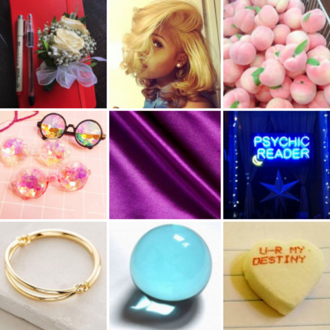 Merilyn aesthetic board