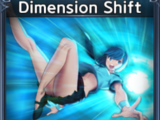 Dimension Shift