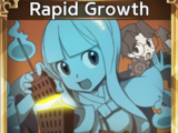Rapid Growth