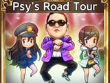 Psy's Road Tour