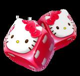 Hello Kitty Dice
