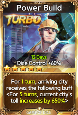 Turbo-powerbuild