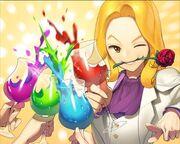 Art rainbow party