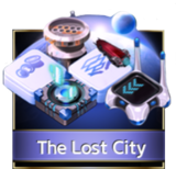 Lost City Event Map