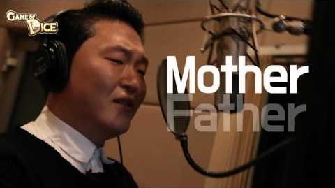 Game of Dice X PSY Behind the Scene of Character Audio Recording!-0