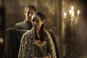 Mariage d'Edmure Tully et Roslin Frey