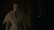 Sansa refuse de toucher Schlingue