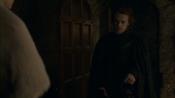 Schlingue est chargé de conduire Sansa au Bois sacré