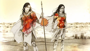 Mors et Nymeria (H&T Maison Martell)