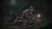 Thoros et Béric (Fraternité sans Bannières)