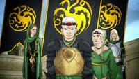 Aegon II couronné