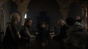 Bronn au conseil restreint