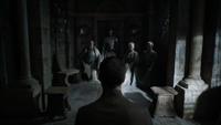 Littlefinger doit faire face au conseil du Val