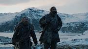 Tormund et Sandor discutent 5