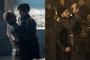 Comparaison Assassinat de Roose Bolton et assassinat de Robb Stark