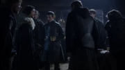 Pypar et Grenn réclament de voir l'épée de Jon