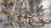 Sac de Fossedragon (H&T Dragons)