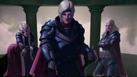 Aegon et ses soeurs