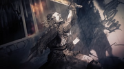 Thoros pendant le siège de Pyk