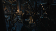 Theon et ses hommes infiltrent le Silence (8x01)