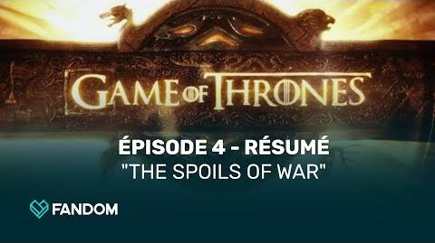 Game of Thrones Saison 7, épisode 4 - Résumé