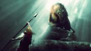 Le fondateur des Castral tue un lion (Histoires & Traditions)