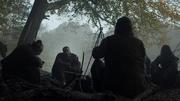 Béric, Thoros et Sandor mangent ensemble