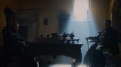 Cersei reçoit la visite de la Banque de Fer
