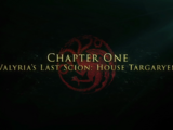 Dernier descendant de Valyria : Maison Targaryen