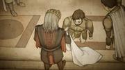 Barristan, Aegon V (H&T Rébellion de Robert)