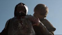 Dayne est poignardé dans le dos par Reed