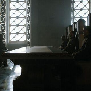 Stannis et Davos à la Banque de Fer