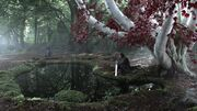 Bois-sacre Winterfell(1x01)