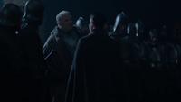 Yohn Royce refuse d'obéir à Baelish