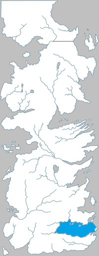 Sea of Dorne