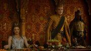 Joffrey prend la parole au mariage