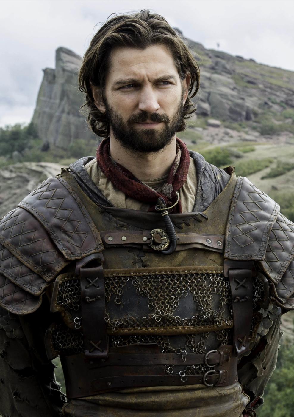 Game Of Thrones Daario Naharis