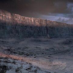 Arrivée au Mur