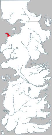 Presqu'île de Merdragon carte