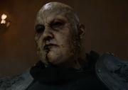 Gregor Clegane sans casque