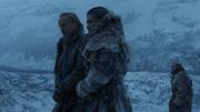 Jorah dit qu'ils vont mourir de froid