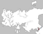 Localisation de Qarth