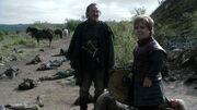 Bronn Tyrion Val d'Arryn (1x05)