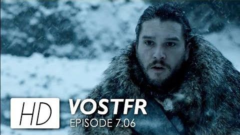 """Game of Thrones 7x06 Promo VOSTFR """"Beyond the Wall"""" (HD)"""