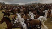 Les Dothrakis utilisent des arcs pour percer les défenses ennemies